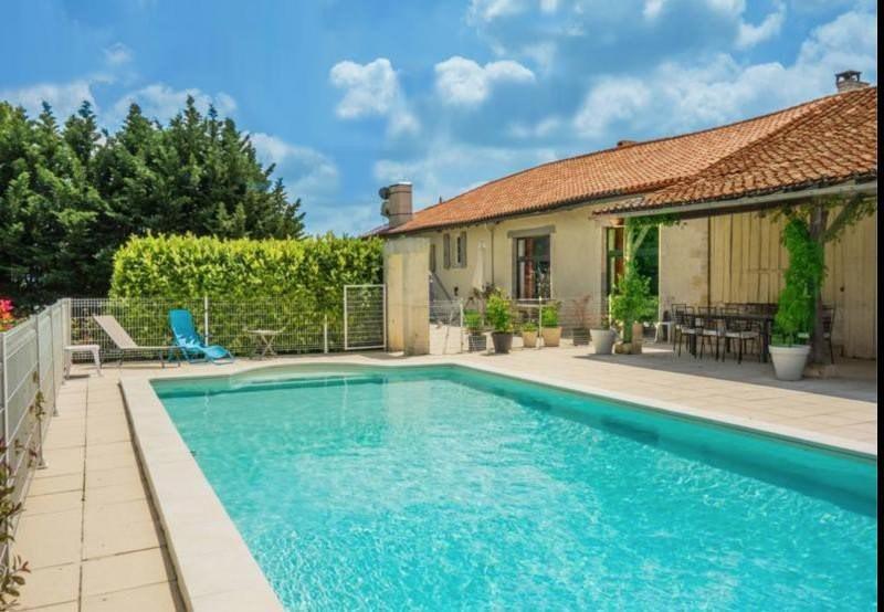 Vente maison / villa Champagne et fontaine 339200€ - Photo 3