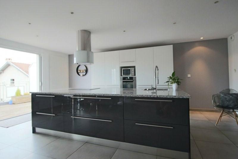 Appartement-T4 - hyper centre - 137 m² - 69740 genas