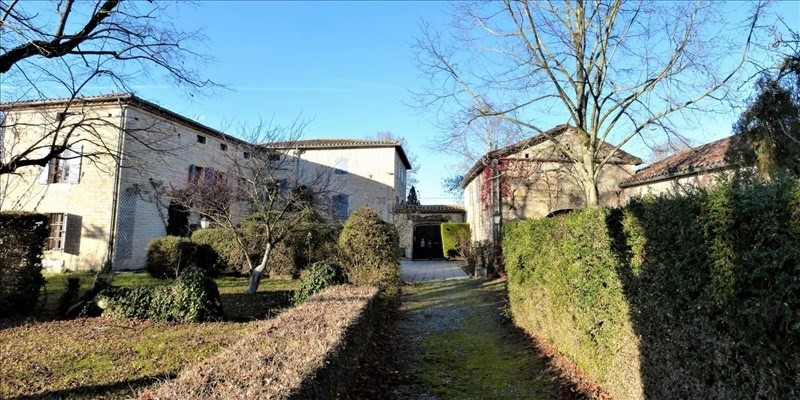 Deluxe sale house / villa Albi 890 000€ - Picture 1