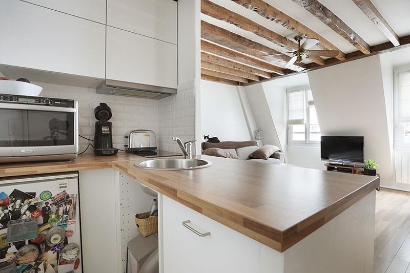 Venta  apartamento Paris 7ème 475000€ - Fotografía 3