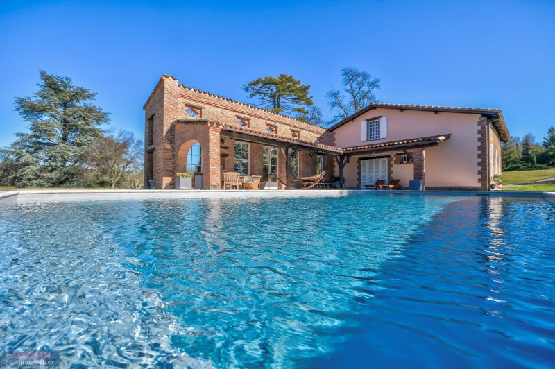 Deluxe sale house / villa Verfeil 10 minutes 795000€ - Picture 2