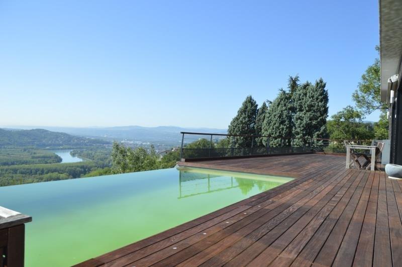 Vente de prestige maison / villa Tupin et semons 745000€ - Photo 5