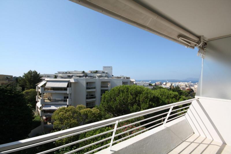Sale apartment Juan-les-pins 480000€ - Picture 1