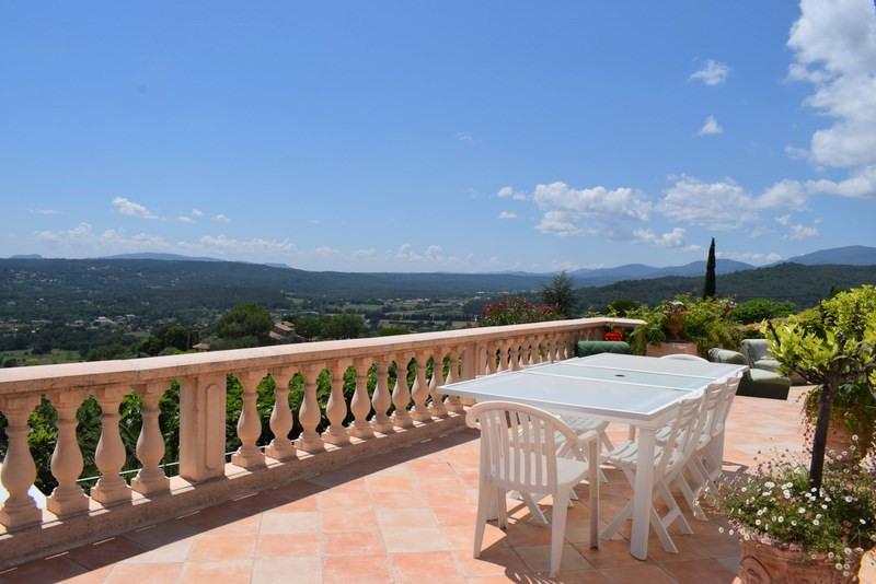 Verkauf von luxusobjekt haus Montauroux 1260000€ - Fotografie 21