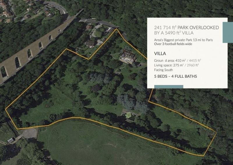 Vente de prestige maison / villa Versailles 1860000€ - Photo 4