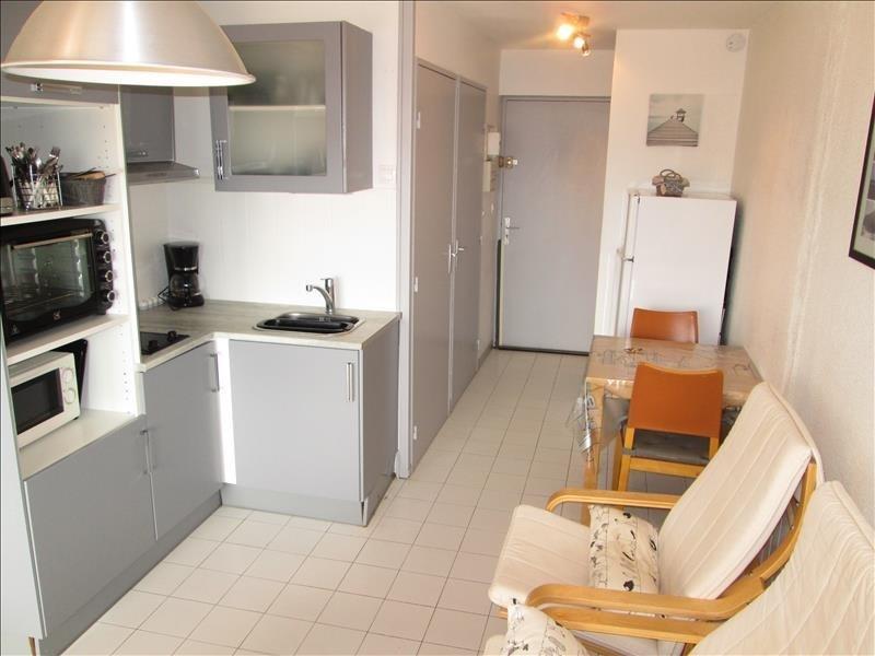 Vente de prestige appartement Balaruc les bains 102000€ - Photo 2