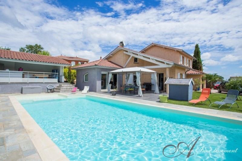 Sale house / villa St romain de popey 455000€ - Picture 1