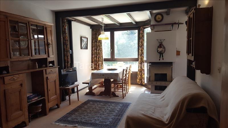 Vente appartement Les houches 278000€ - Photo 1