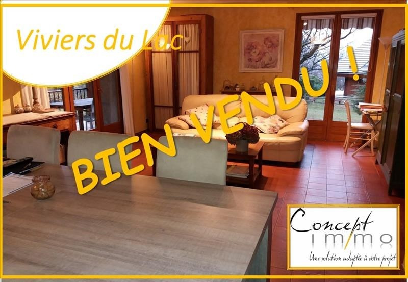 Venta  casa Viviers du lac 504000€ - Fotografía 1