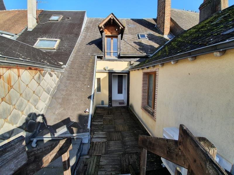 Location appartement Aubigny sur nere 320€ CC - Photo 1