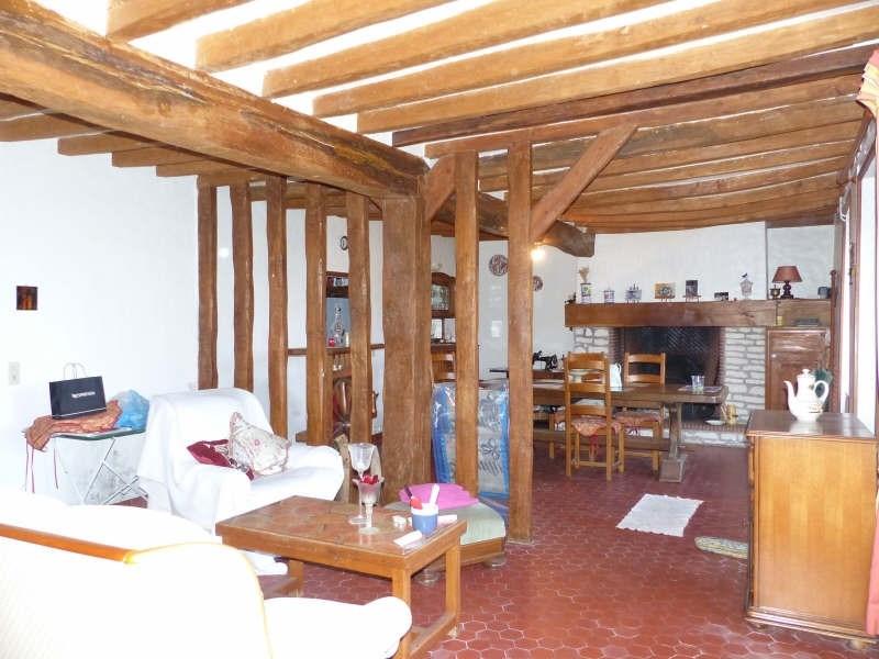 Vente maison / villa Neuvy sautour 79000€ - Photo 2