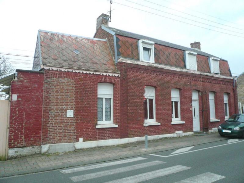 Vente maison / villa Caudry 84000€ - Photo 1