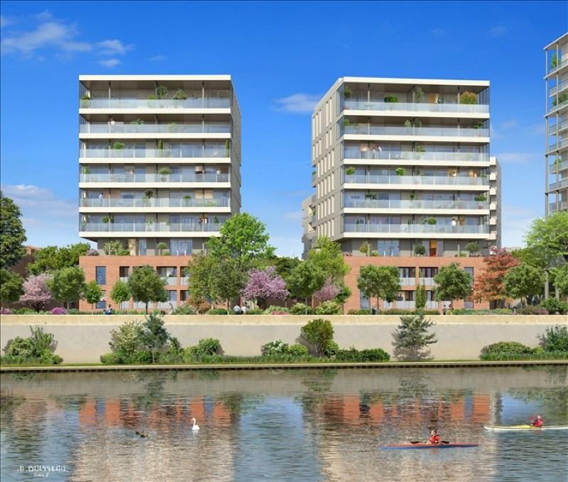 Vente appartement Toulouse 358000€ - Photo 2