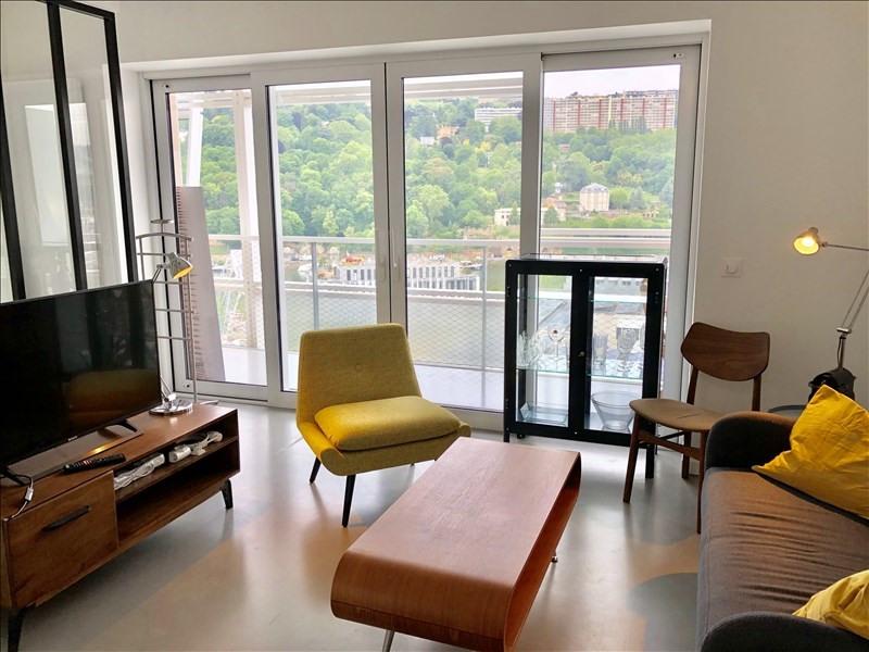 Rental apartment Lyon 2ème 1000€ CC - Picture 1