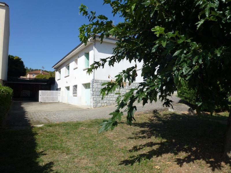 Vente maison / villa Chateauneuf de galaure 190000€ - Photo 1
