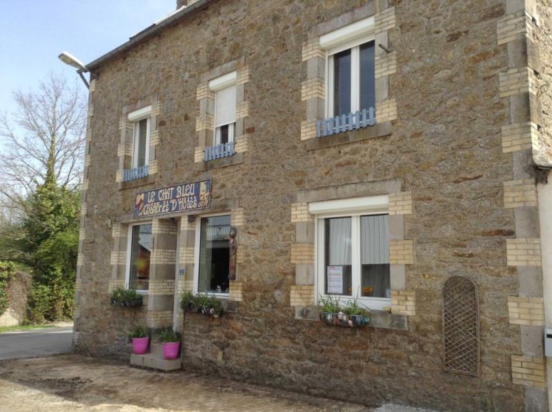 Sale house / villa Plounevez quintin 153500€ - Picture 1