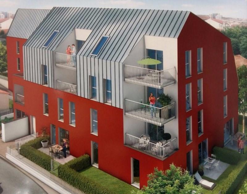 Vente appartement Toulouse 241000€ - Photo 1