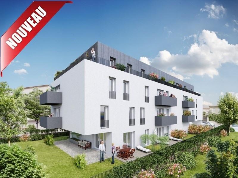 Vente appartement Toulouse 249500€ - Photo 1