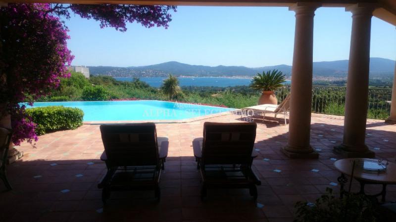 Vente de prestige maison / villa Grimaud 2950000€ - Photo 10