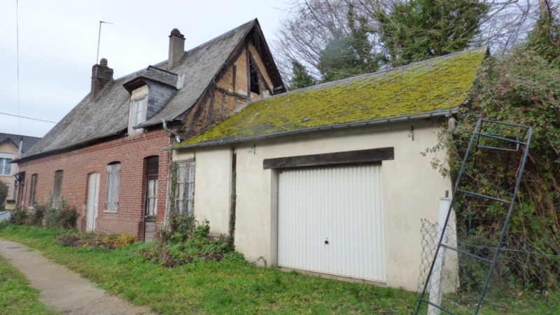 Vente maison / villa Perriers sur andelle 72 000€ - Photo 2