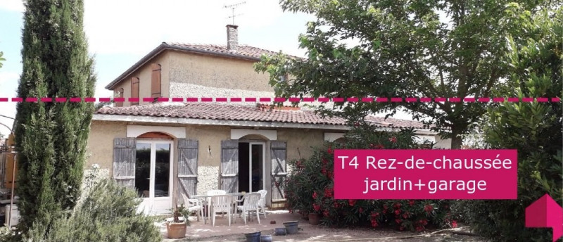 Vente maison / villa Baziege 221 000€ - Photo 1
