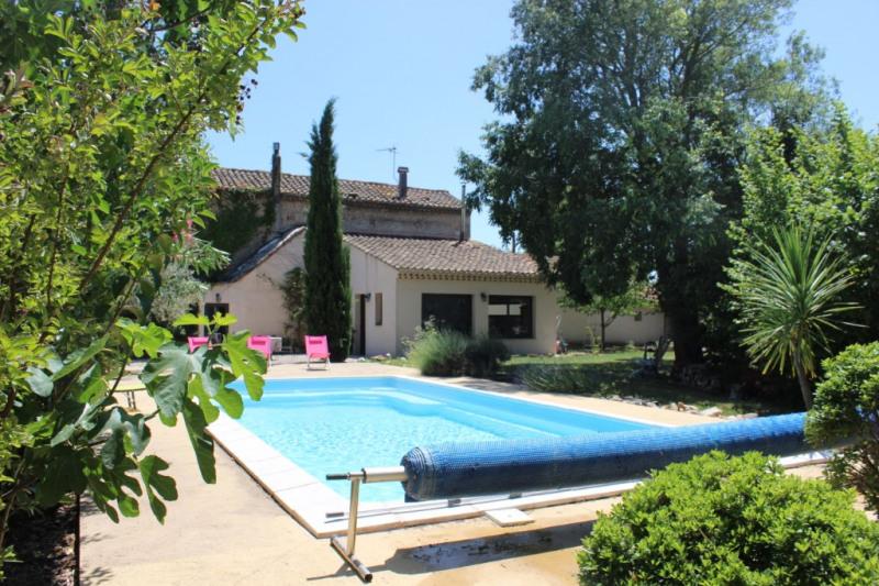 Sale house / villa Salon de provence 545000€ - Picture 1