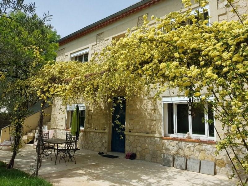 Vente maison / villa Saint etienne du gres 498000€ - Photo 2