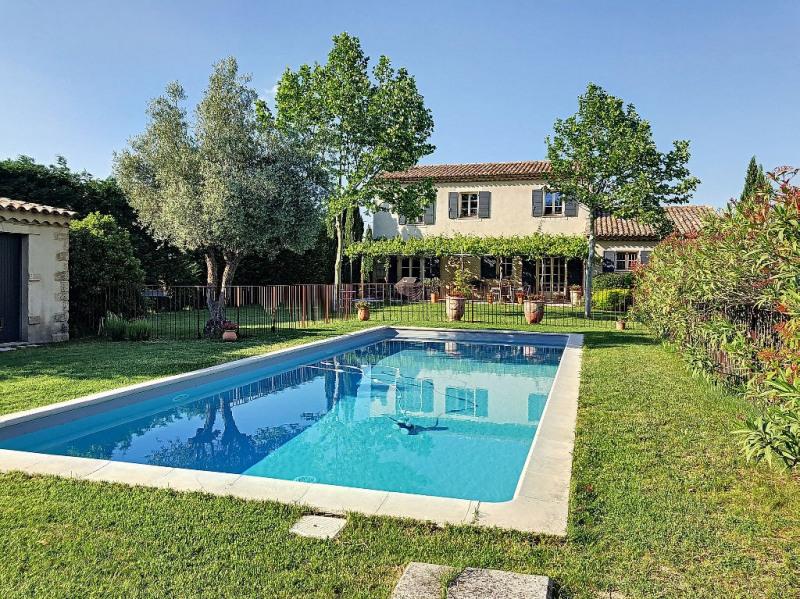Deluxe sale house / villa Rochefort du gard 625000€ - Picture 6