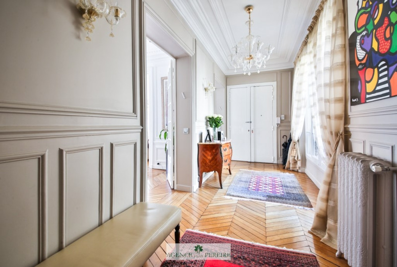 Vente de prestige appartement Paris 17ème 1 920 000€ - Photo 7