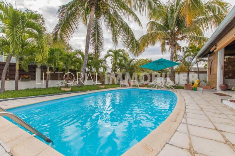 Deluxe sale house / villa La saline les bains 847600€ - Picture 1