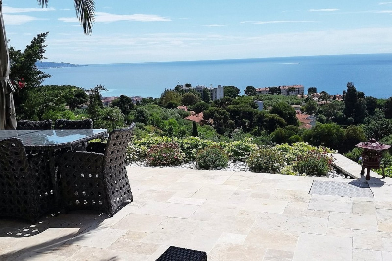 Vente de prestige maison / villa Menton 2392000€ - Photo 2