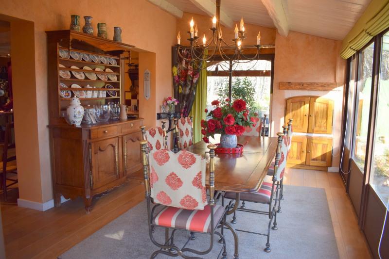 Verkauf von luxusobjekt haus Bagnols-en-forêt 884000€ - Fotografie 13