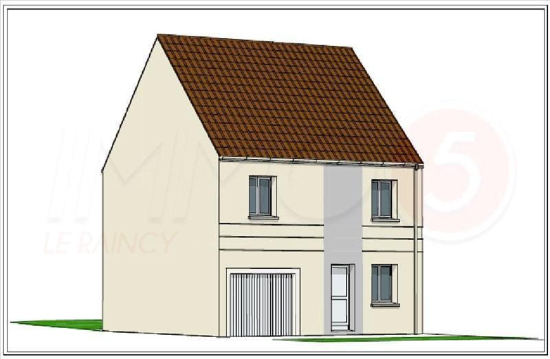 Vente terrain Villemomble 155 000€ - Photo 1