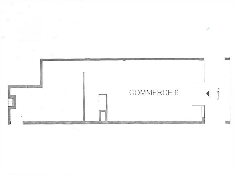 Sale empty room/storage Bordeaux 172800€ - Picture 1