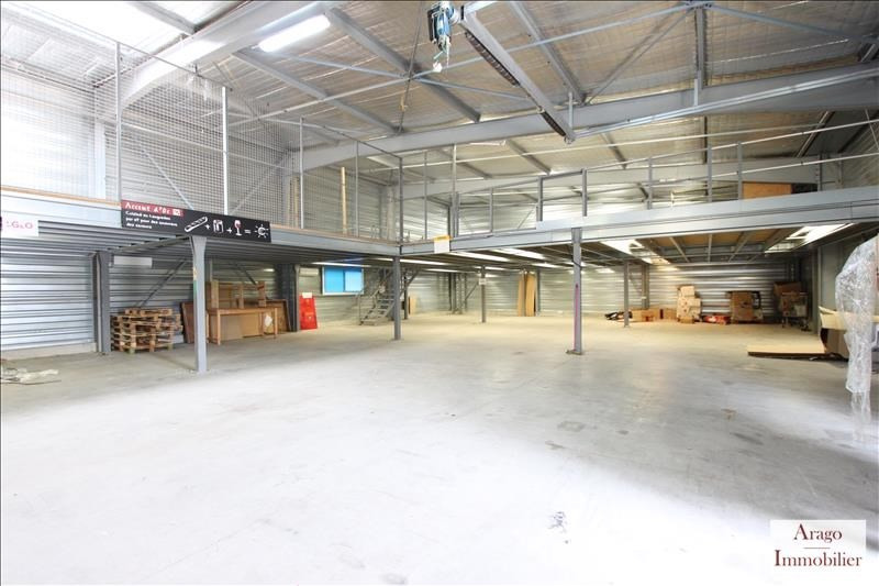 Location local commercial Rivesaltes 2500€ HT/HC - Photo 3