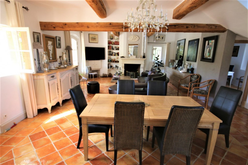 Vente de prestige maison / villa Meyrargues 946000€ - Photo 5
