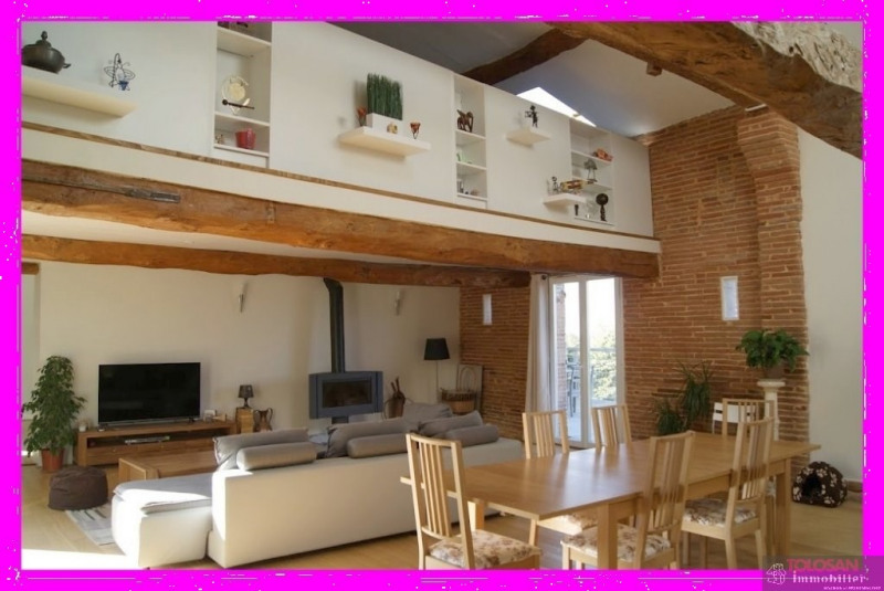 Sale house / villa Ayguesvives secteur 450000€ - Picture 1