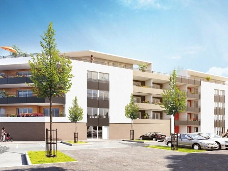 Sale apartment Les angles 140000€ - Picture 1