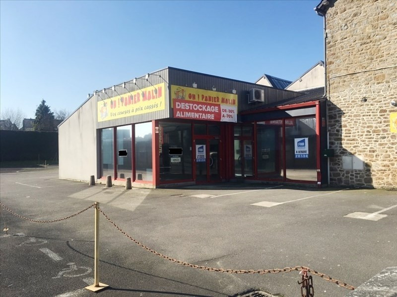 Location local commercial Fougeres 1 850€ HT/HC - Photo 1