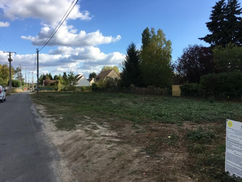 Vente terrain Chailly en biere 80000€ - Photo 1
