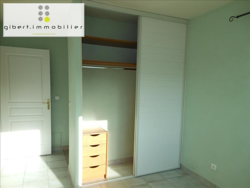 Rental apartment Brives charensac 833,79€ CC - Picture 9