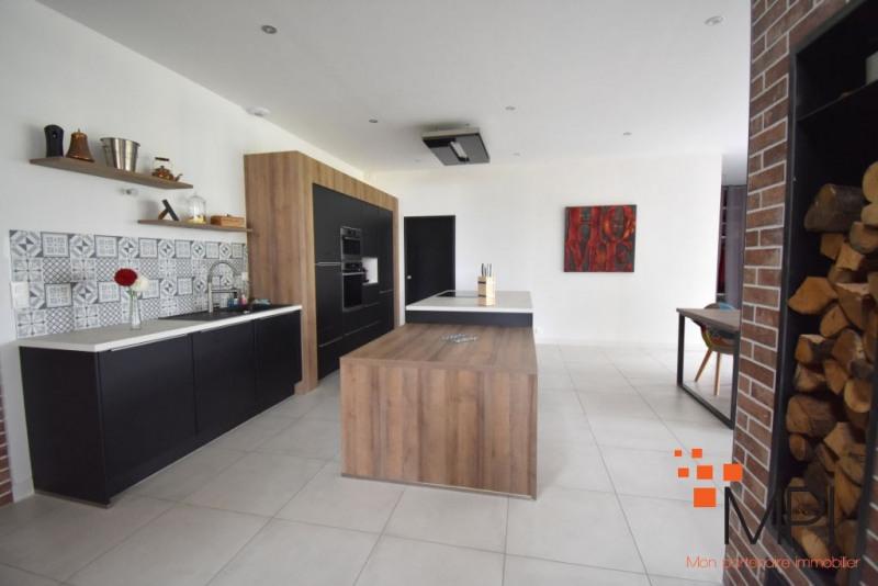 Vente maison / villa Le rheu 532950€ - Photo 7