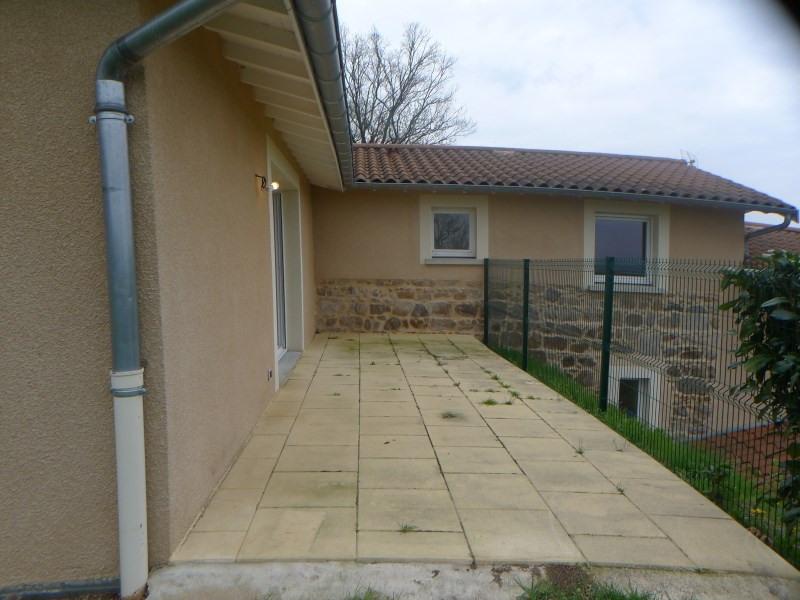 Location maison / villa Haute rivoire 680€ CC - Photo 2