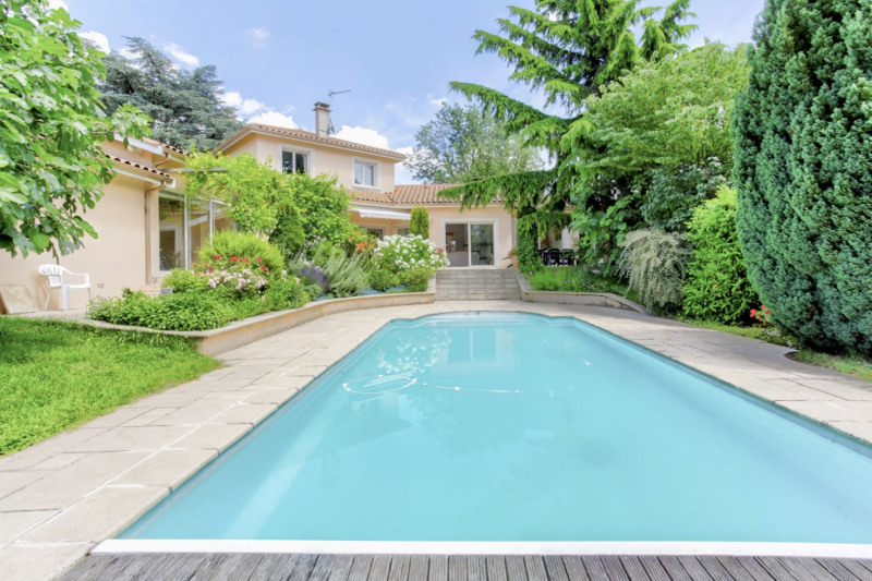 Vente de prestige maison / villa Sainte-foy-lès-lyon 990000€ - Photo 1