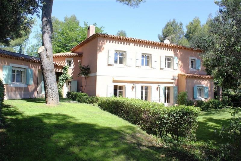 Deluxe sale house / villa Villeneuve-lès-avignon 1230000€ - Picture 1