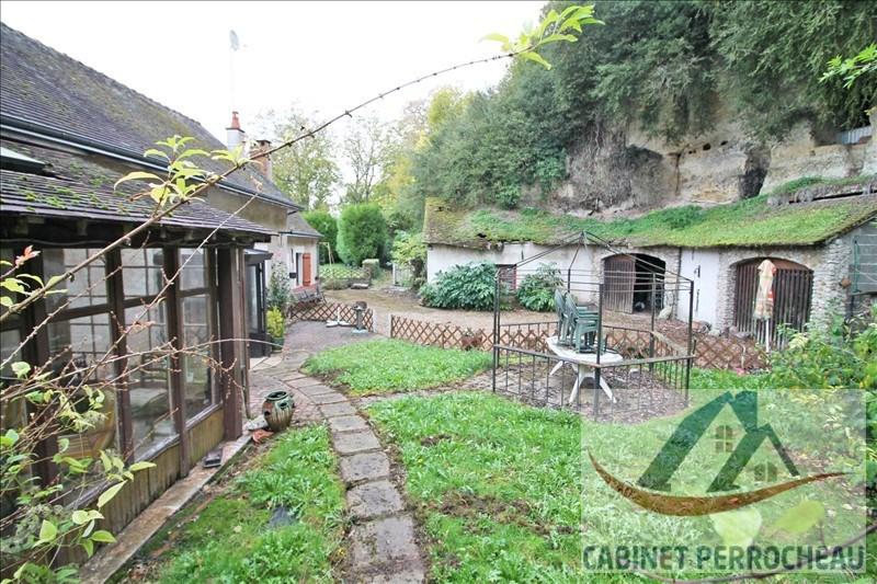 Vente maison / villa La chartre sur le loir 97400€ - Photo 5