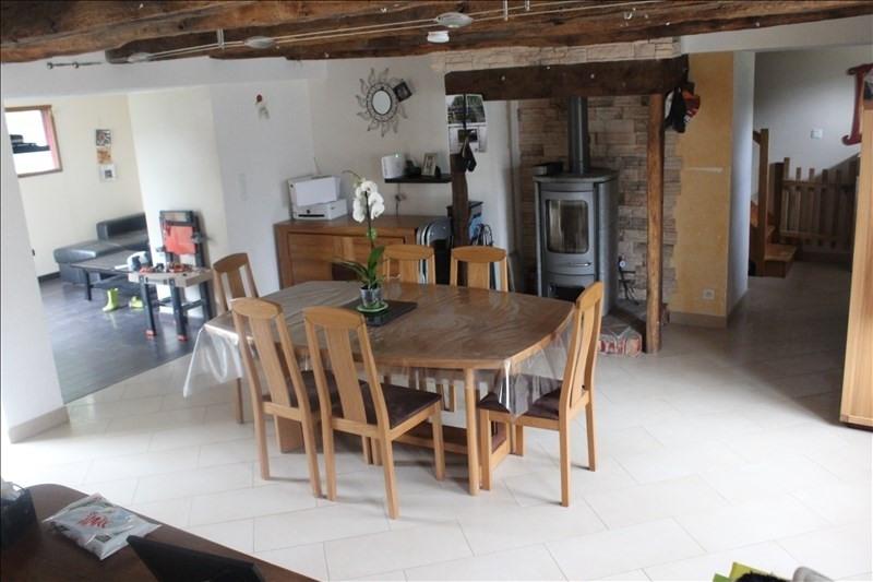 Sale house / villa Marcillé-raoul 160500€ - Picture 4
