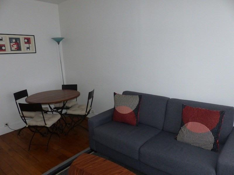 Rental apartment Levallois-perret 1250€ CC - Picture 2