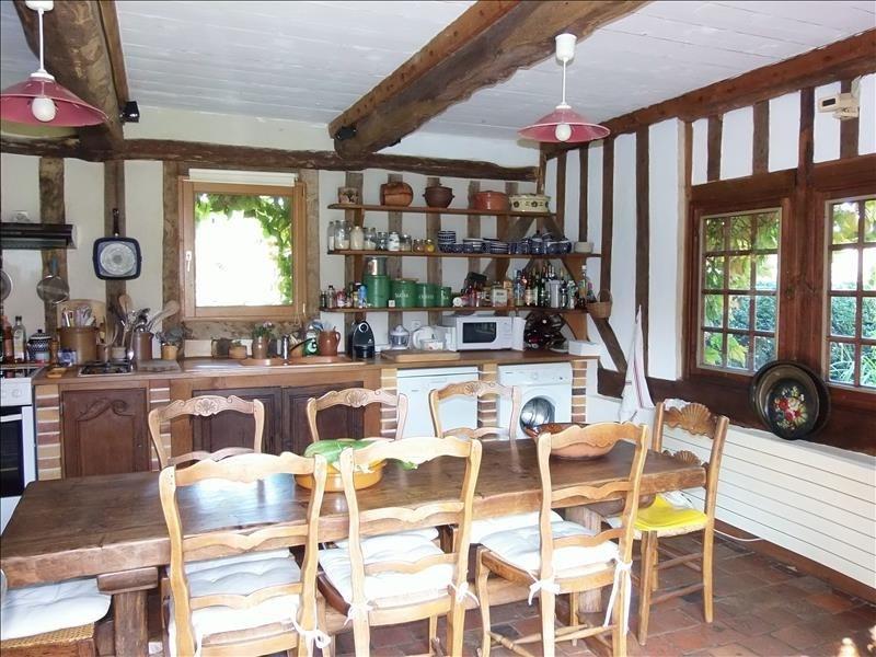 Vente maison / villa St etienne la thillaye 380000€ - Photo 6