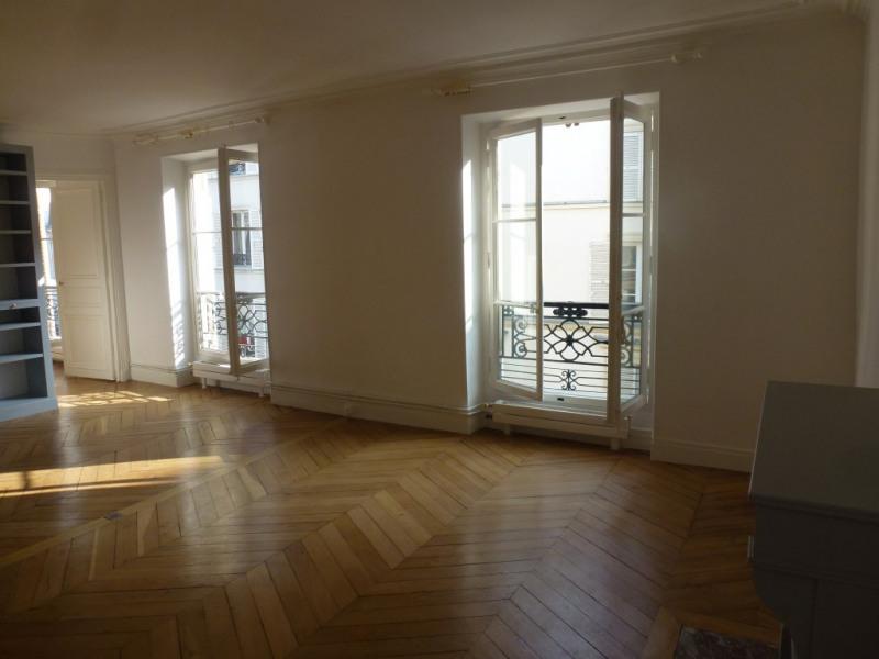 Rental apartment Paris 7ème 2800€ CC - Picture 6